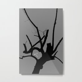 If Roy Moore Was A Tree, What Kind Of Tree Would He Be? Metal Print