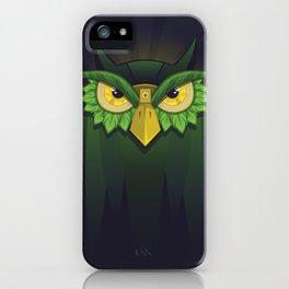 Royal Owl iPhone Case