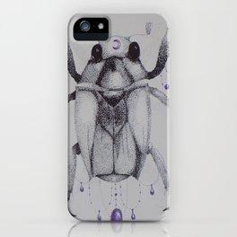 Scarabaeidae iPhone Case