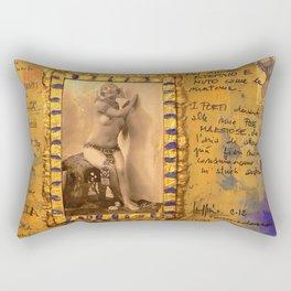 Femmes Damnées Rectangular Pillow