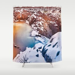 Great Fantasy Falls Shower Curtain