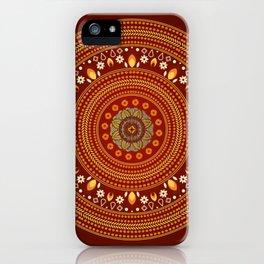 Exotic Autumn iPhone Case