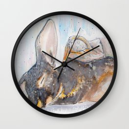 My company of dreams Wall Clock