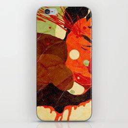 Raging Bull iPhone Skin