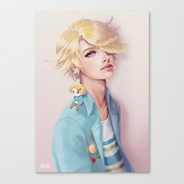Yoosung Canvas Print