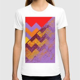 rational meets sparkly irrational T-shirt