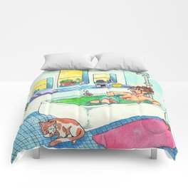Witchy Relax Comforters