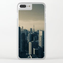 Toronto Series - Old but New Clear iPhone Case