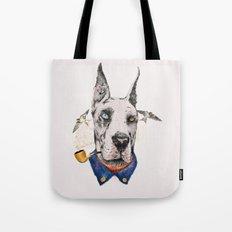 Mr. Great Dane Tote Bag