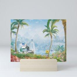 Recovered Freedom Mini Art Print