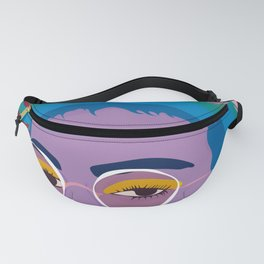 Emotions in Color Fanny Pack