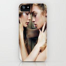 Roxy & Claire iPhone Case
