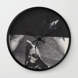 tie me Wall Clock