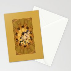 HORSES - The Buckskins Stationery Cards