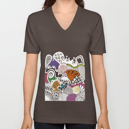 Deep in the Sea Unisex V-Neck