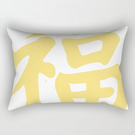 LUCK character Rectangular Pillow