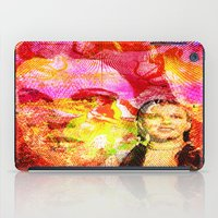 dorothy iPad Cases featuring DOROTHY  OF OZ by Ganech joe