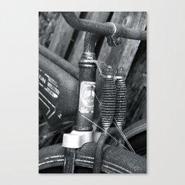 Firestone Bicycle Canvas Print