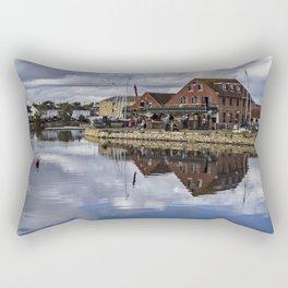 Emsworth Harbour Rectangular Pillow