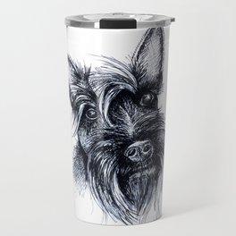 Terriers Rock Travel Mug