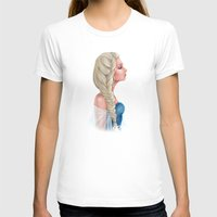 elsa T-shirts featuring Elsa by Jolenebydesign