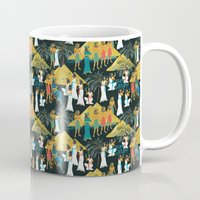 egypt Mugs featuring ancient Egypt by kociara