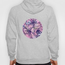 Over and Over Flowers 2 Hoody