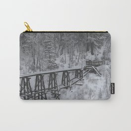 abandoned mountation railway Carry-All Pouch