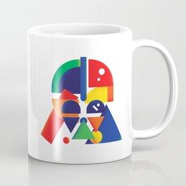 The Shape Side Coffee Mug