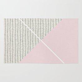 Diagonal Rug