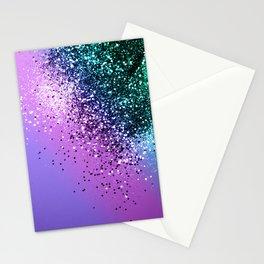Unicorn Girls Glitter #20 #shiny #decor #art #society6 Stationery Cards