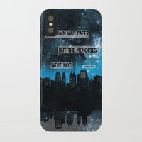 paper towns iPhone & iPod Cases featuring Paper Towns John Green Quote by denise