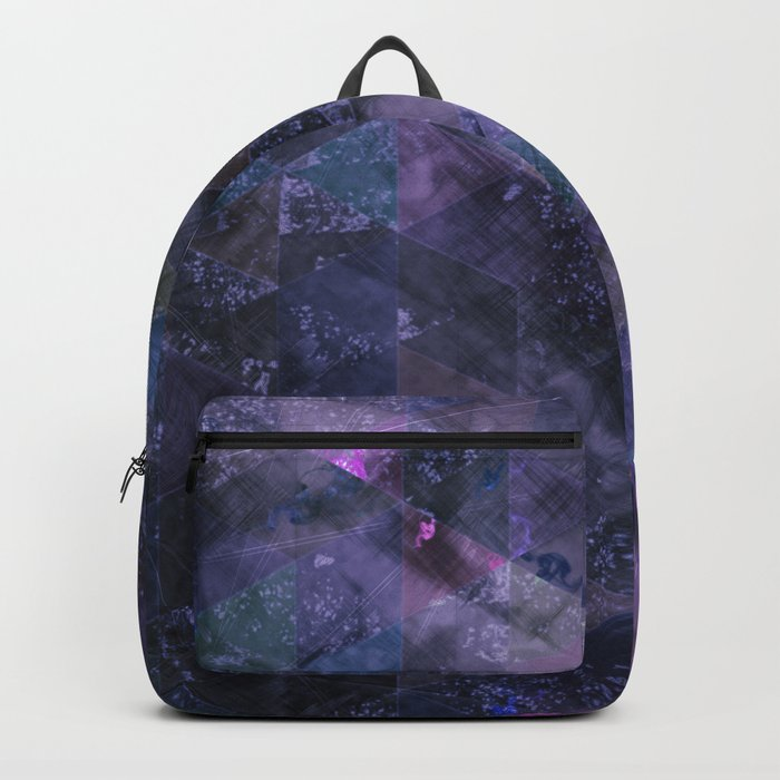 Abstract Geometric Background #21 Backpack