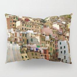 Riomaggiore, Cinque Terre, Italy Pillow Sham
