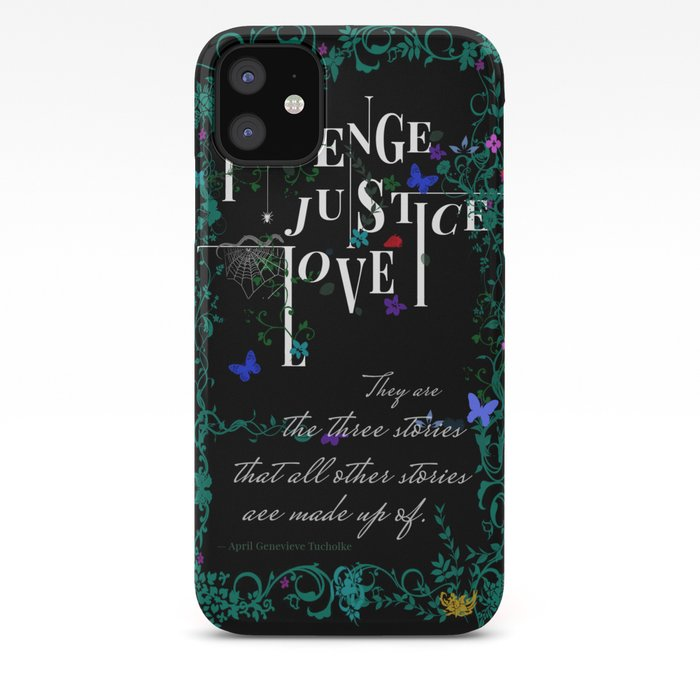 Poppy Love iPhone 11 case