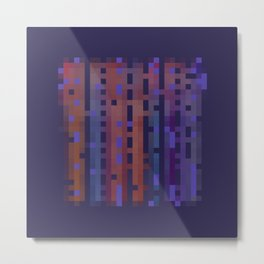 Colorpoints 6000 Metal Print