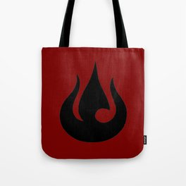 Fire Nation Royal Banner Tote Bag