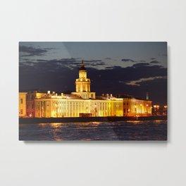 WHITE NIGHTS-RUSSIA  Metal Print