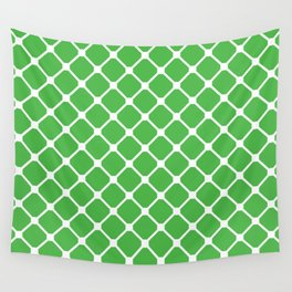 Square Pattern 3 Wall Tapestry