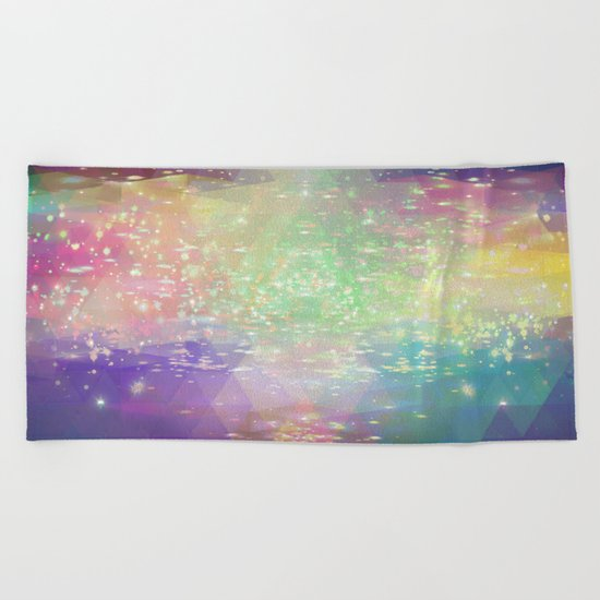 BACKDROP Beach Towel