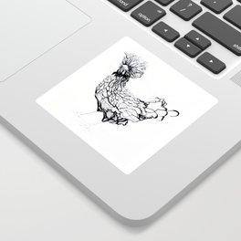 Roger - Henhouse Series Sticker