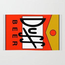 Duff Beer! Rug
