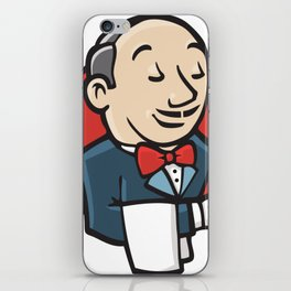 Jenkins iPhone Skin