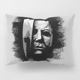 Michael Myers Pillow Sham