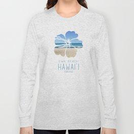 Ewa Beach  Long Sleeve T-shirt