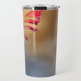 Rock flower Travel Mug
