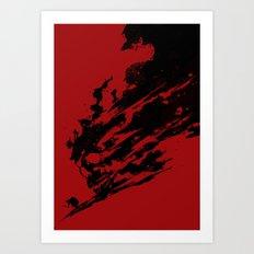 death war Art Print