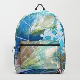 Glowing Tree Backpack