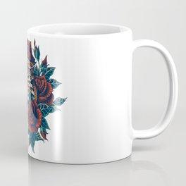 Ornate Leopard (Color Version) Coffee Mug