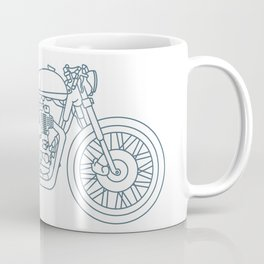 Cafe Racer 2 Coffee Mug
